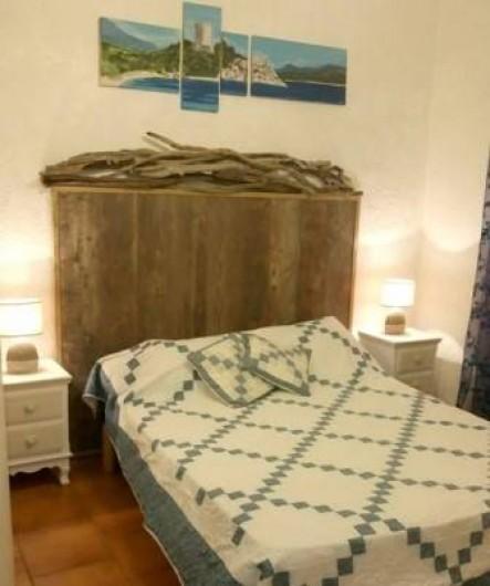 Location de vacances - Appartement à Pianottoli-Caldarello - chambre 1