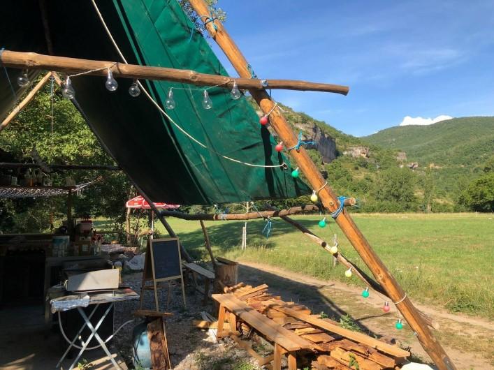 Location de vacances - Camping à Nant