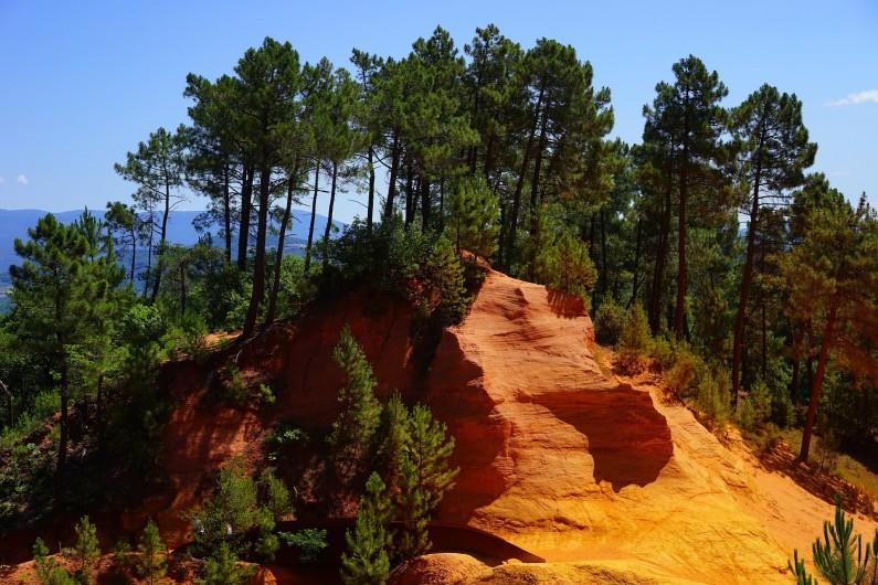 Location de vacances - Gîte à Manosque - Les Ocres du Roussillon