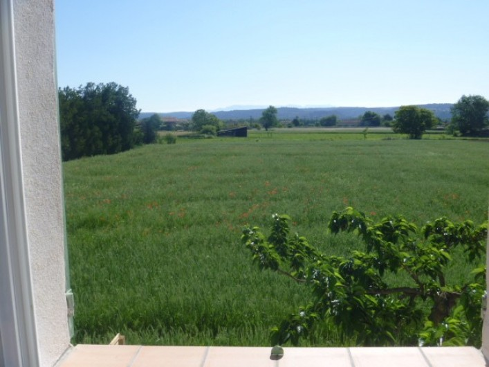 Location de vacances - Gîte à Manosque - la campagne avec vue sur la montagne