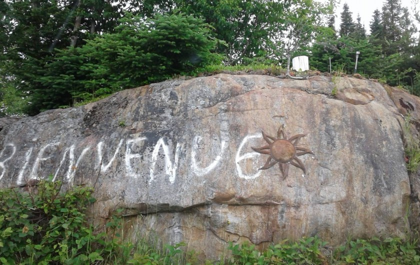 Location de vacances - Chalet à Franquelin - Bienvenue