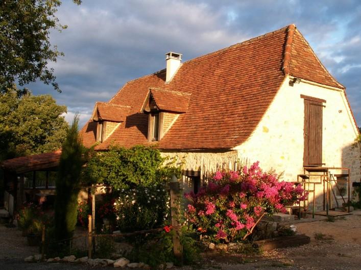 Location de vacances - Gîte à Mechmont - Gite