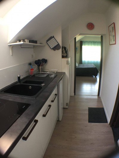 Location de vacances - Villa à Aix-les-Bains - La cuisine studio 5