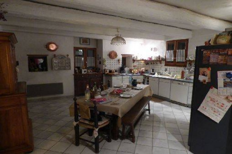Location de vacances - Maison - Villa à Labastide-de-Virac