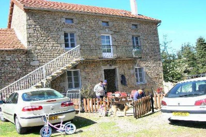 Location de vacances - Maison - Villa à Saint-Christophe-d'Allier