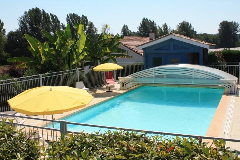 Location de vacances - Gîte à Lafrançaise - Bonne baignade.