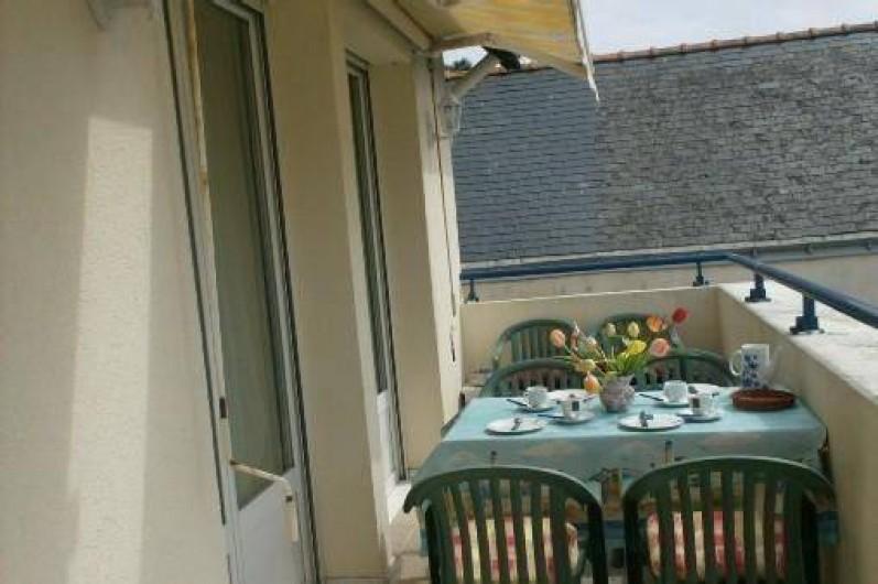 Location de vacances - Appartement à La Baule-Escoublac