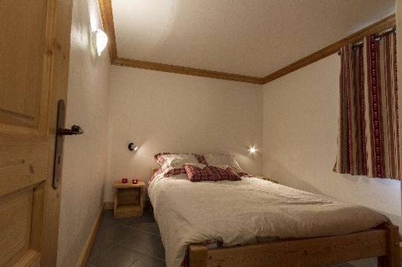 Location de vacances - Appartement à Lanslebourg-Mont-Cenis - Chambre parentale (version double)