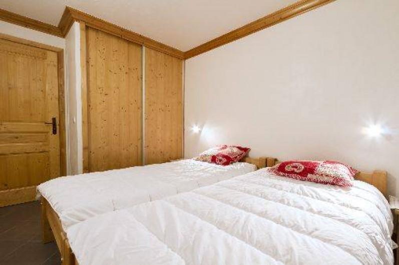 Location de vacances - Appartement à Lanslebourg-Mont-Cenis - Chambre parentale (version twin)