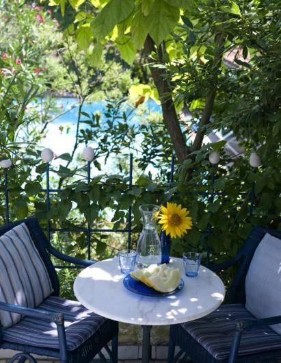 "Location de vacances - Appartement à Castel Rigone - Balcon appt. ""La Pipo"" La Rogaia"