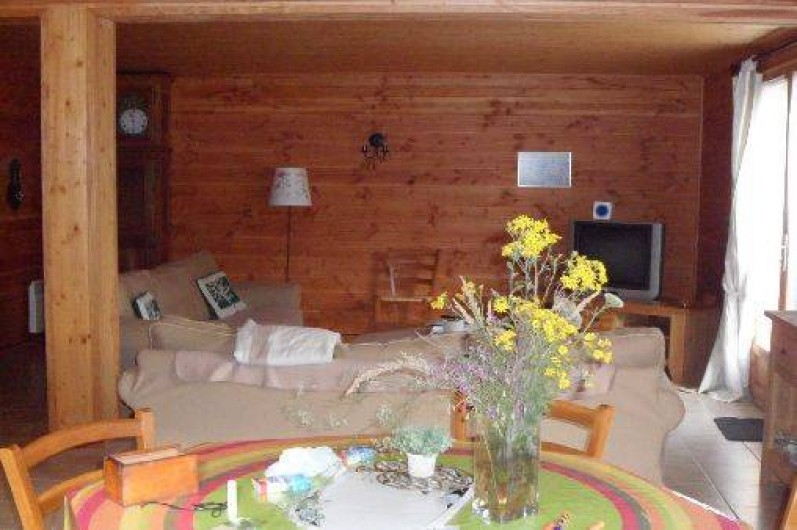 Location de vacances - Chalet à Montclar