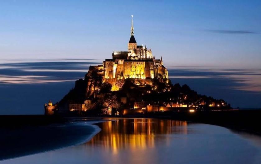 Location de vacances - Studio à Saint-Malo - le Mont-St-Michel