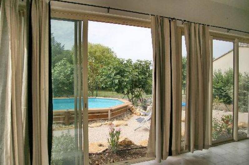 Location de vacances - Villa à Sablet