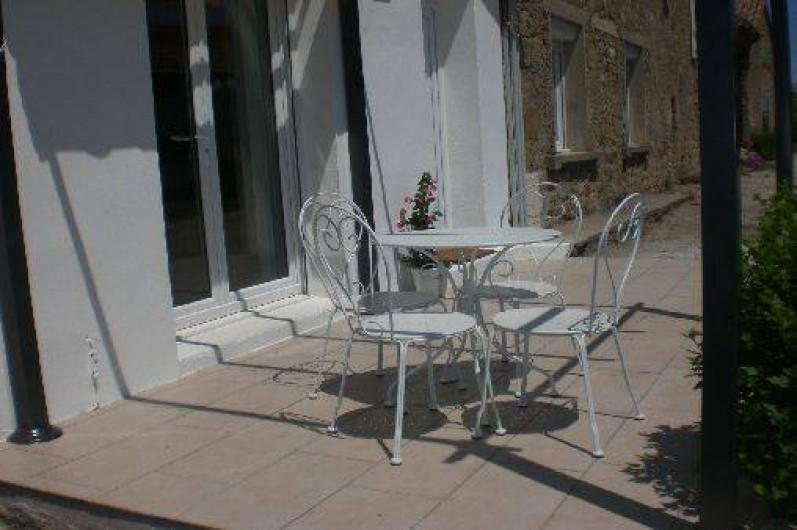 Location de vacances - Gîte à Saint-Romain-d'Ay