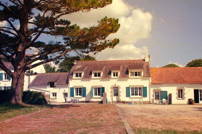 Location de vacances - Yourte à Guidel - Gîte 3
