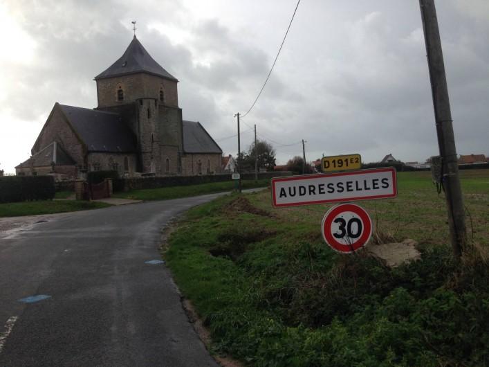 Location de vacances - Villa à Audresselles