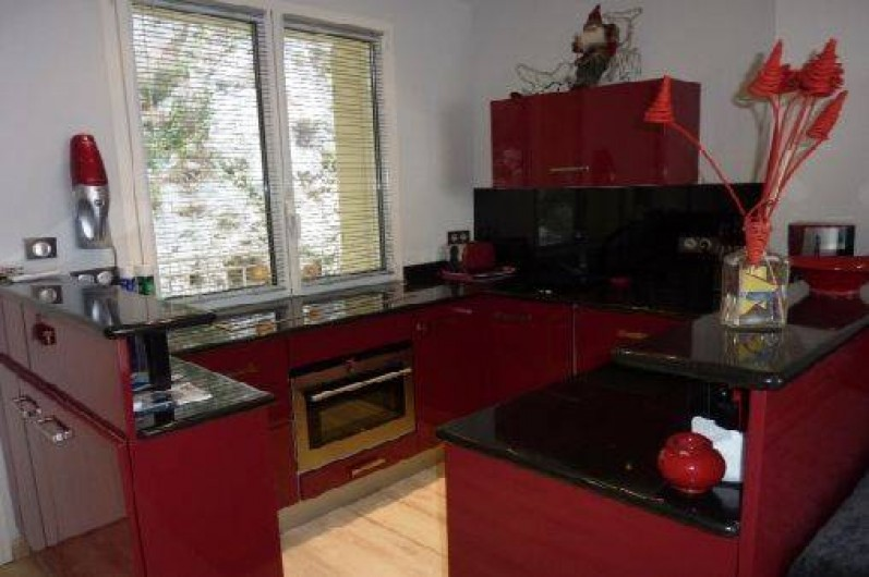 Location de vacances - Appartement à Carry-le-Rouet - cuisine