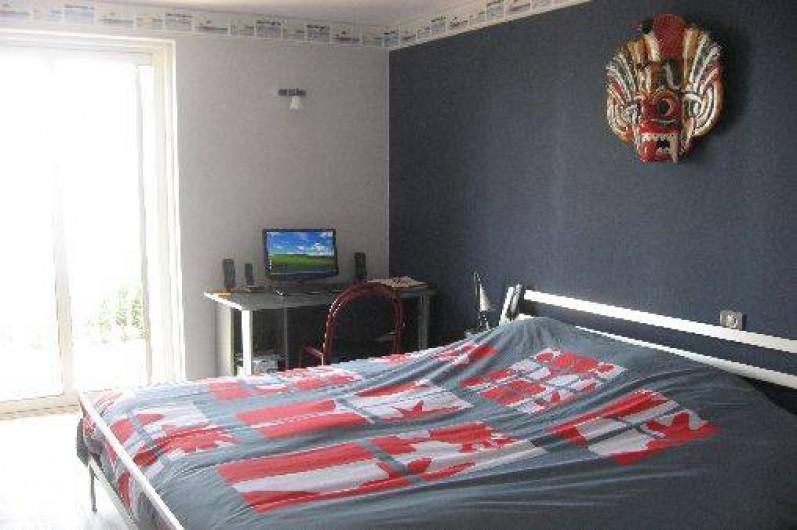 Location de vacances - Appartement à Carry-le-Rouet - chambre