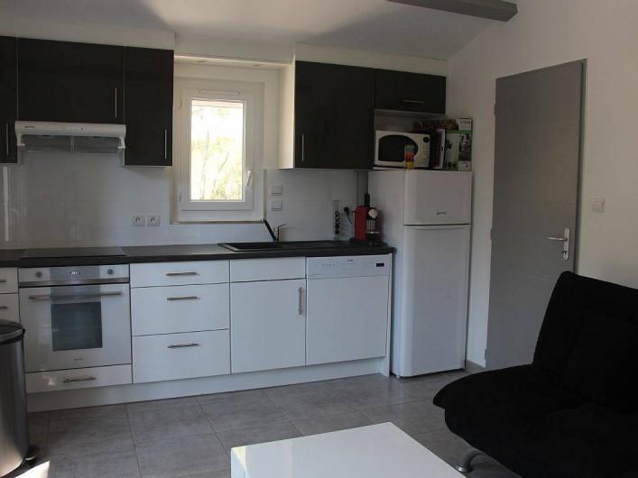 Location de vacances - Studio à Velaux - Cuisine