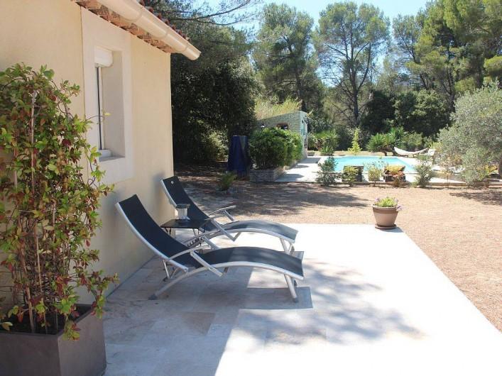 Location de vacances - Studio à Velaux - Studio