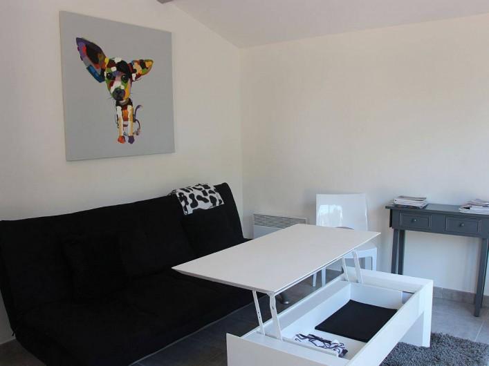 Location de vacances - Studio à Velaux - Intérieur