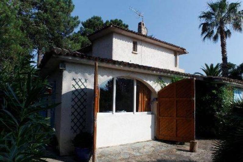 Location de vacances - Studio à Porto-Vecchio - STUDIO - PARKING