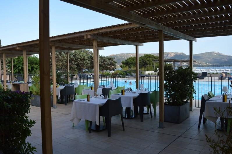 Location de vacances - Studio à Porto-Vecchio - RESTAURANT CENTRE DE SPORT