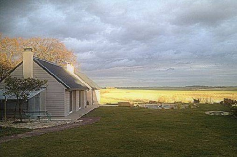 Location de vacances - Villa à Sequehart