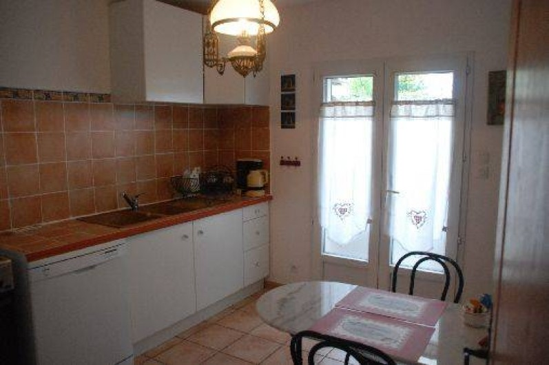Location de vacances - Villa à Le Puy-Sainte-Réparade - Cuisine