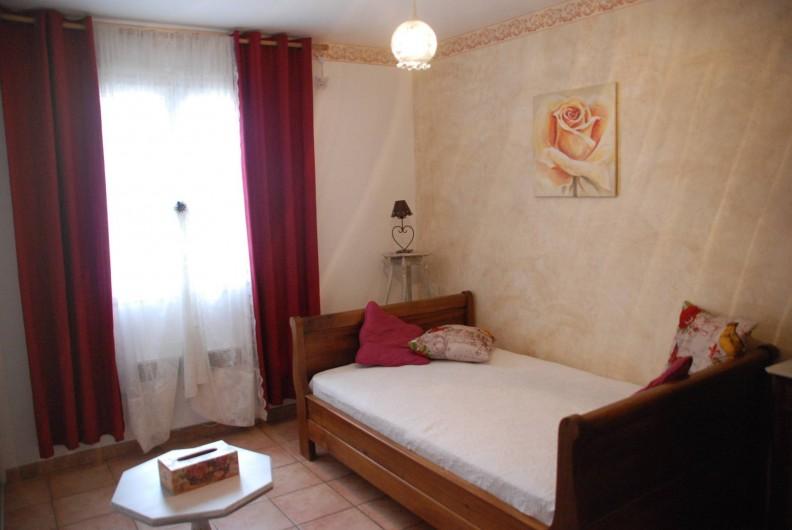Location de vacances - Villa à Le Puy-Sainte-Réparade - Terrasse