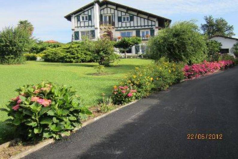 Location de vacances - Appartement à Hasparren