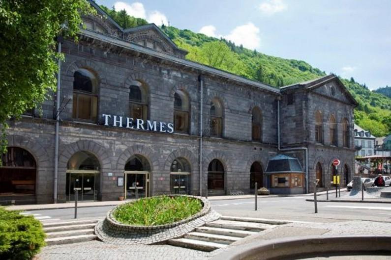 Location de vacances - Appartement à Le Mont-Dore - Thermes du Mont Dore 300 m de l'appartement