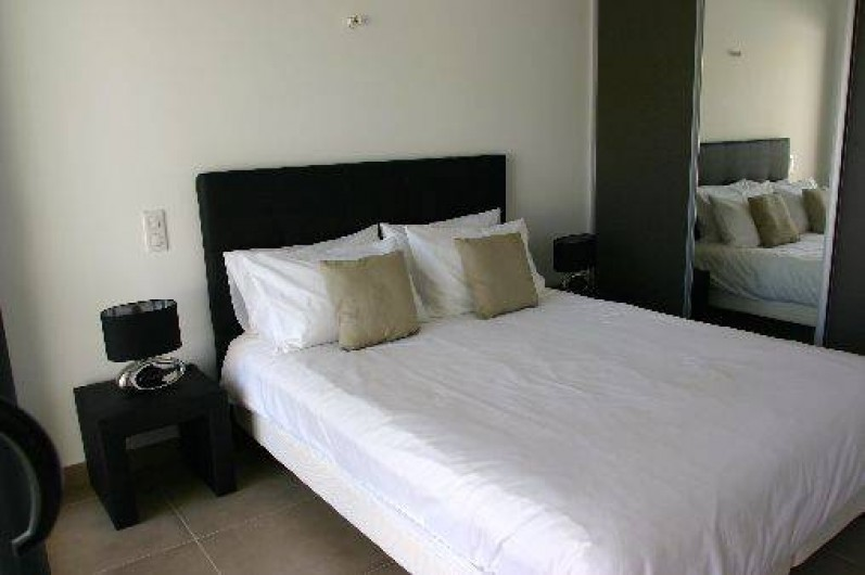 Location de vacances - Appartement à Sainte-Lucie de Porto-Vecchio