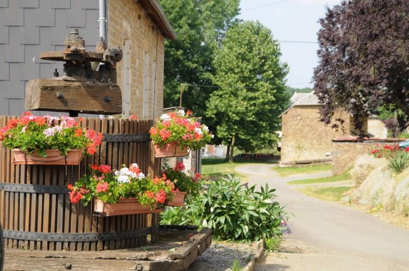 Location de vacances - Gîte à Girondelle