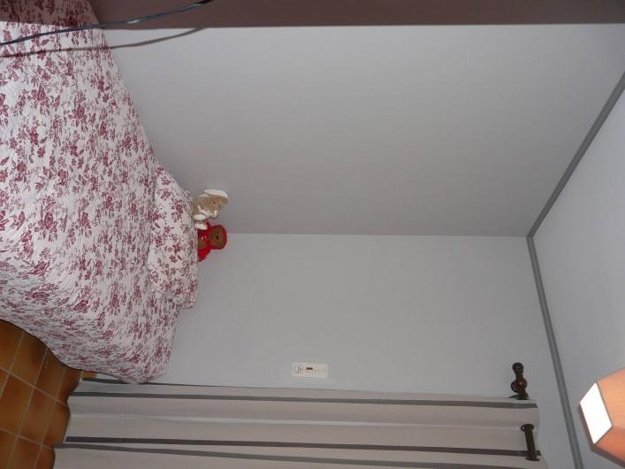 Location de vacances - Chambre d'hôtes à Velaux - Chambre lit simple