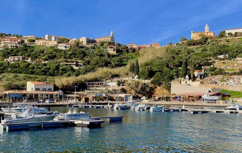 Location de vacances - Bungalow - Mobilhome à Cargèse - Port de Cargese