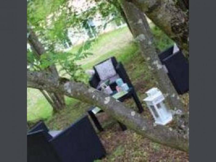 Location de vacances - Chambre d'hôtes à Anla - Coin repos