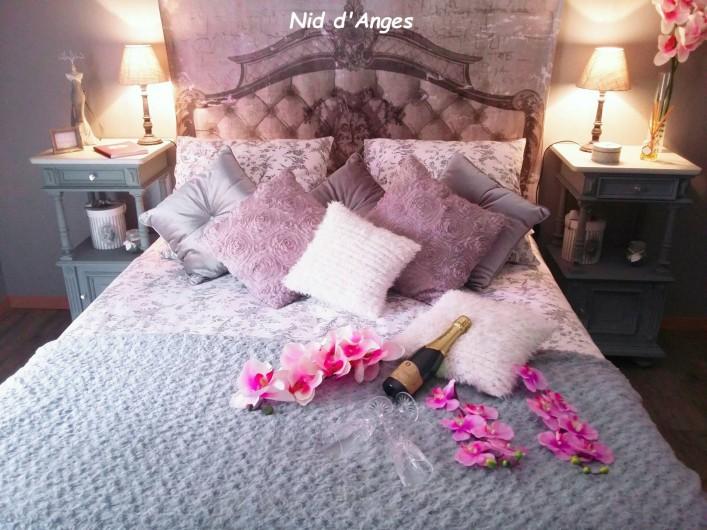 Location de vacances - Chambre d'hôtes à Anla - Nid d'Anges