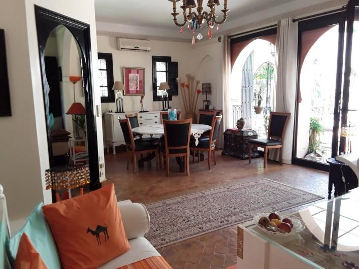 Location de vacances - Riad à Marrakech-Tensift-Al Haouz