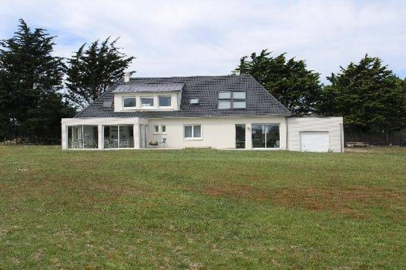 Location de vacances - Villa à Maupertus-sur-Mer