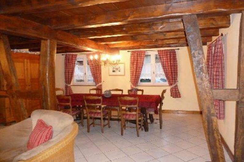 Location de vacances - Gîte à Saessolsheim