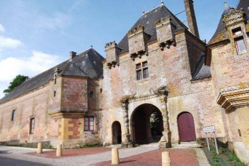 Location de vacances - Château - Manoir à Grandpré