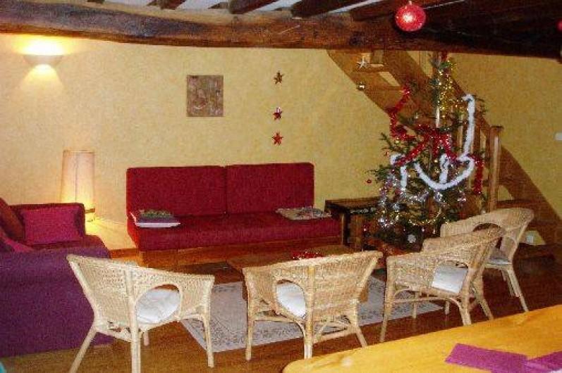 Location de vacances - Gîte à Villechenève