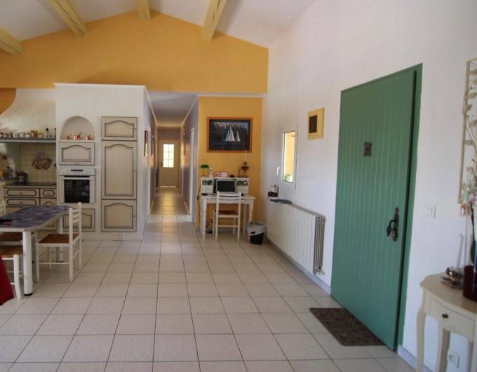 Location de vacances - Villa à Forcalqueiret