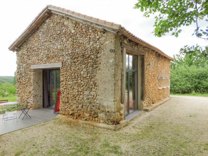 Location de vacances - Gîte à Bourrou - gite la grangette