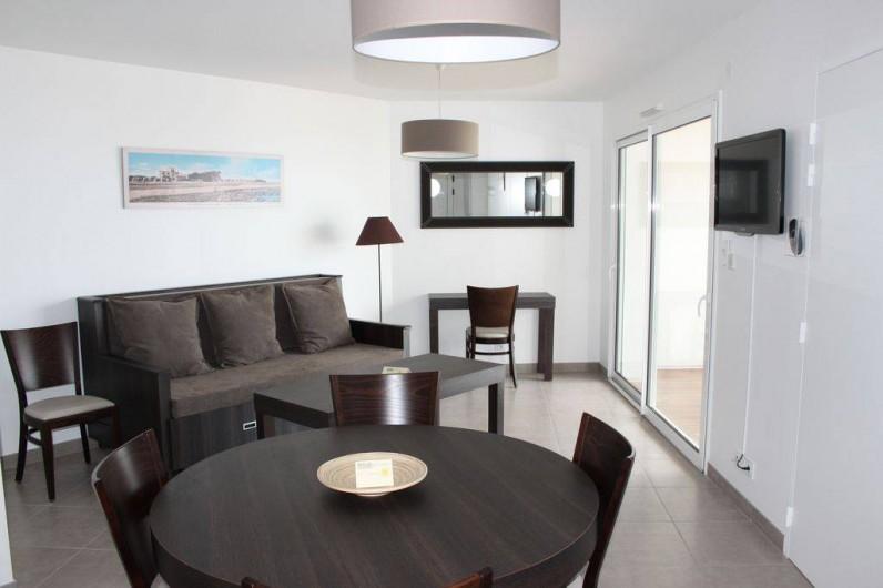 Location de vacances - Appartement à La Tranche-sur-Mer - appartement 50m²