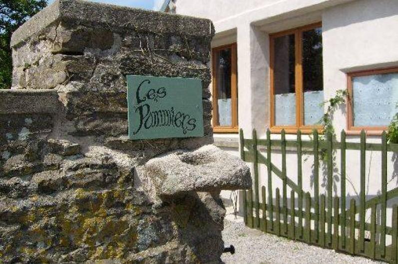 Location de vacances - Gîte à Saint-Georges-de-la-Rivière