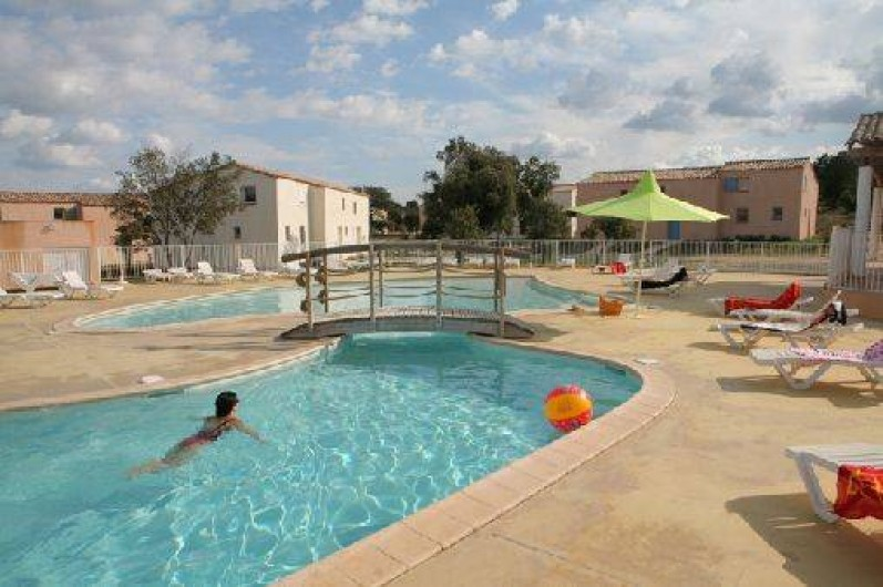 Maison sauve c vennes dans r sidence avec piscine - Residence piscine interieure ...