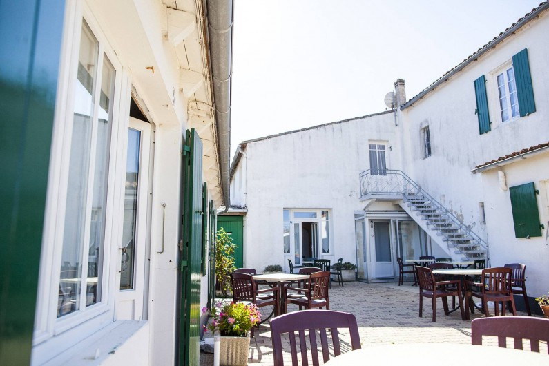 Location de vacances - Maison - Villa à Sainte-Marie-de-Ré - Le Petit Village - Ancien Chai 4