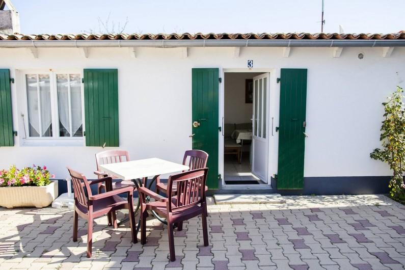 Location de vacances - Maison - Villa à Sainte-Marie-de-Ré - Le Petit Village - Longère 2